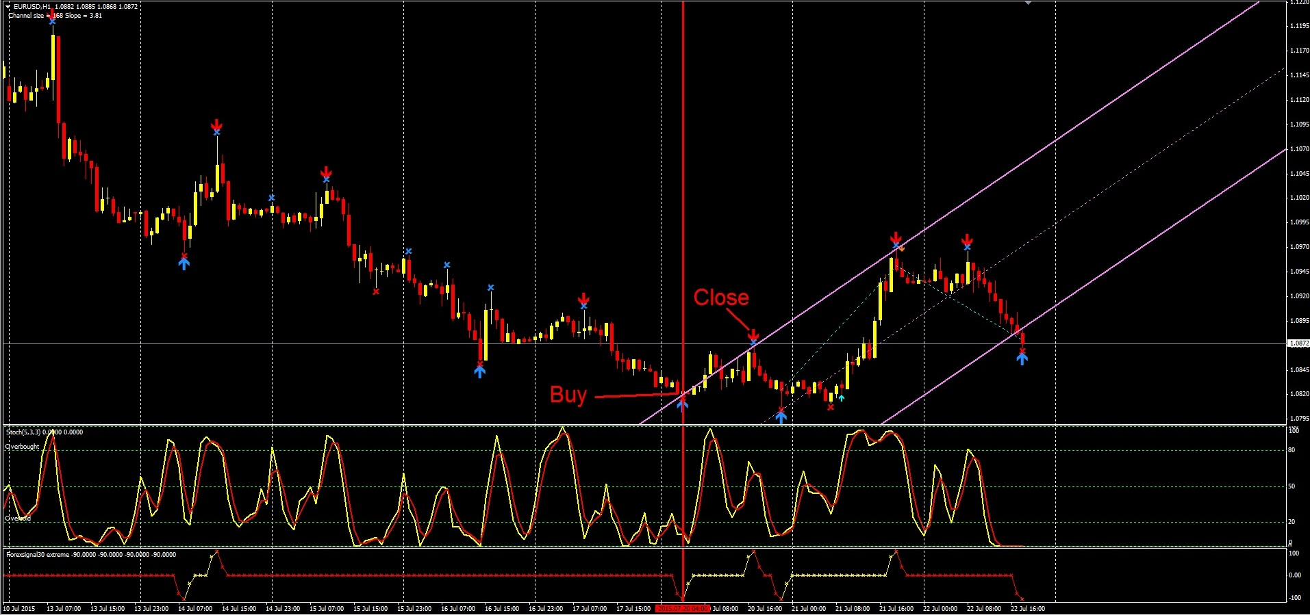 Forex signal 30 extreme